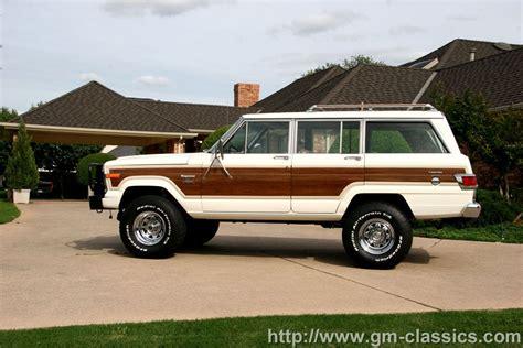 renault car 1980 1980 jeep wagoneer information and photos momentcar