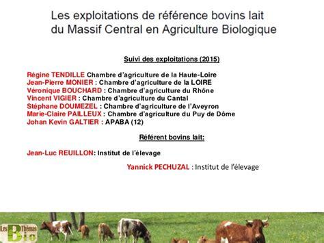 chambre agriculture de la somme sommet2016 références systèmes en production de lait