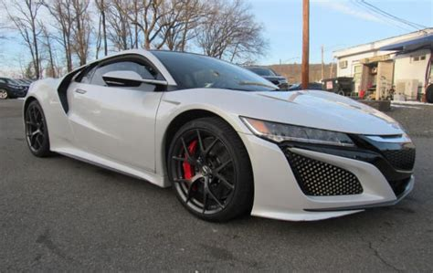 2017 acura nsx sh awd sport hybrid stock 101nsx for sale