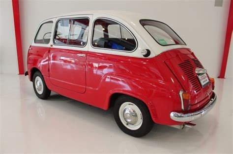 Fiat Cars For Sale by 1962 Fiat 600 Multipla Classic Italian Cars For Sale