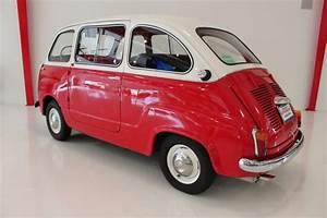 1962 Fiat 600 Multipla