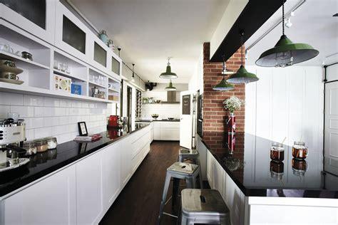 inspiring ingenious hdb kitchen designs    flat