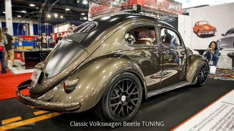 Classic Volkswagen Beetle TUNING - YouTube