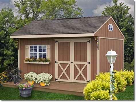 wood shed kits for average cost to build a 10x14 shed