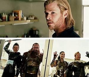 Thor - FOUND YOU!     Marvel's Avengers     Pinterest ...