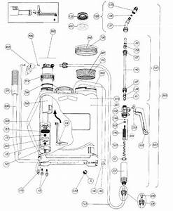 Stihl Sg20 Backpack Sprayer Parts Diagram