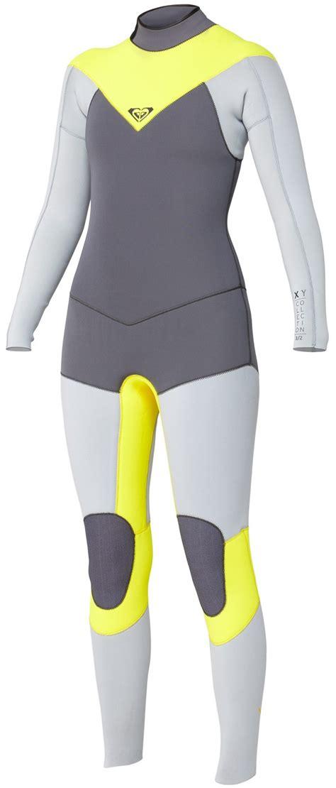 Roxy XY Wetsuit 3/2mm GBS Sealed Seamed Full Back Zip ...