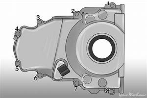 How To Replace A Timing Cover