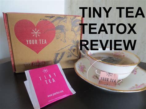 Teatox Reviews Bootea Vs Tiny Tea Vs Skinny Teatox Vs