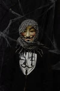 Hacktivist Group Anonymous