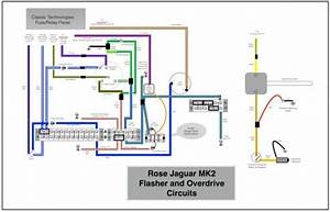New Wiring Harness Circuits  U2013 Valve Chatter