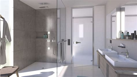 Installer Une Douche à L'italienne  Les Questions à Se