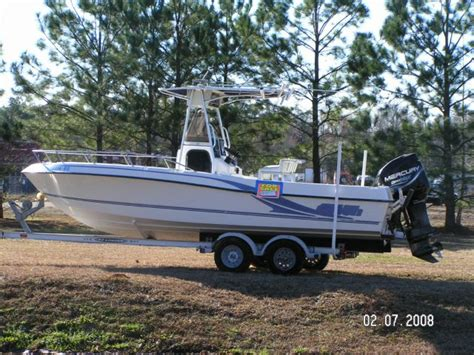 Triton Offshore Boats by Triton 22 Offshore The Hull Boating And Fishing