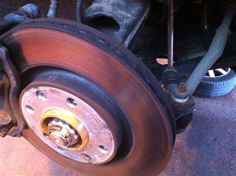 Disc Brake Damage, How Can It Happen?