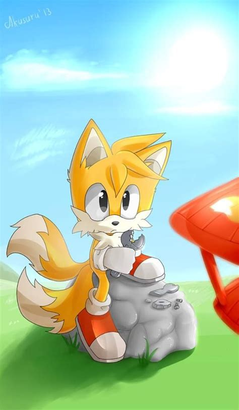 What Does the Fox Say Tails