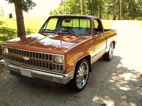 1981 Chevrolet Truck  Autos Post