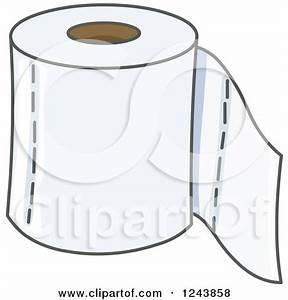 Bathroom tissue clipart - Clipground