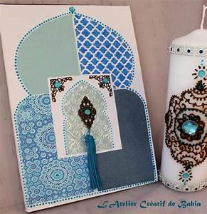 Tableau Porte Orientale : mon carnet d 39 inspirations jasmine and co ~ Teatrodelosmanantiales.com Idées de Décoration