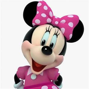 Minnie Mouse Möbel : minnie mouse 3d model ~ A.2002-acura-tl-radio.info Haus und Dekorationen