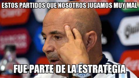 Argentina Memes - argentina fue goleada y estallaron los memes el litoral noticias santa fe argentina