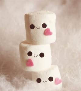kawaii marshmallow | Tumblr