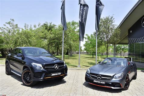 We analyze millions of used cars daily. Mercedes-AMG GLE 43 & SLC 43 limited editions launched ...