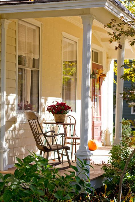 Farmhouse Porch Summer Living Its Best Town