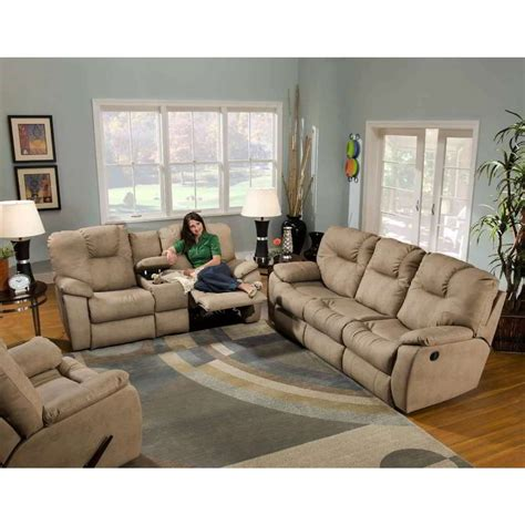 Recliner Loveseats With Console by Southern Motion Avalon Sofa Console Loveseat Rocker