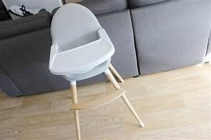 Chaise Haute Scandinave Bebe : chaise haute 2 en 1 fini kinderkraft just ana s ~ Teatrodelosmanantiales.com Idées de Décoration