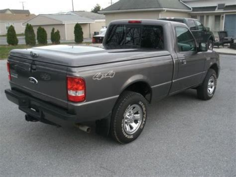 ford ranger xlt automatic purchase used 2006 ford ranger xlt 4x4 3 0l v6 1 owner clean carfax automatic tonneau like new