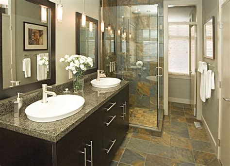 Bathroom Slate Tile Ideas by Slate Tile Bathroom Ideas Decor Ideasdecor Ideas