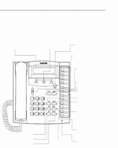 Page 17 Of Samsung Telephone Dcs Keyset User Guide
