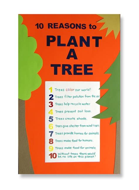 plant  tree craft crayolacom