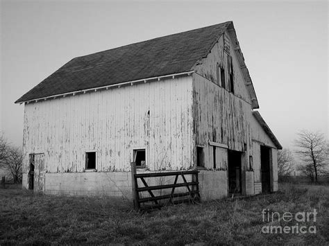 black and white barn black and white barn photograph by michelle hastings