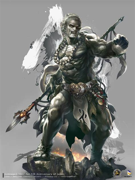 lineage 2 revolution orc berserker, Lineage 2 Revolution Wiki, Lineage 2 Revolution KR - Orc Berserker (Destroyer) Gameplay (New Race) PT-BR.