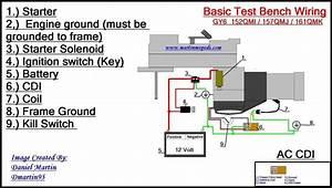 Honda Key Switch Wiring