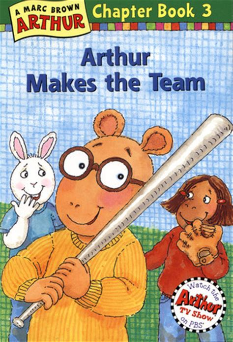 arthur   team arthur chapter book   marc