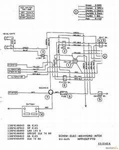 Wiring Diagram Toro Zero Turn Mower