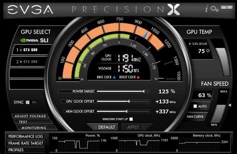 cpu video card  ram tuning utilities