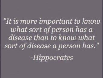 diseases hippocrates quotes quotesgram