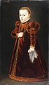Attr. to Domenicus Verwilt: Princess Isabella (Elizabeth ...