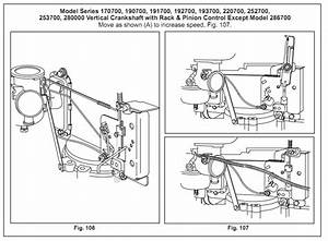 12 Hp Briggs And Stratton Carburetor Linkage Diagram