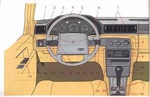 940 1994 Cant Find Hazard Switch