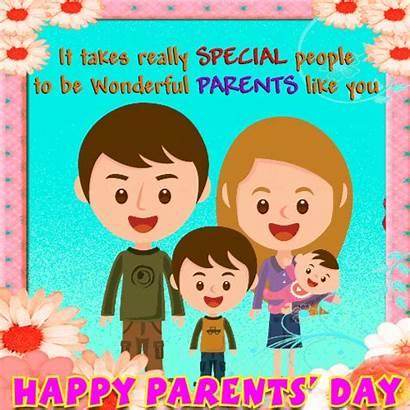 Happy Parents Parent Gifs Messages Greetings Quotes