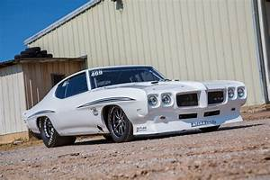 Okc Street Outlaws  Justin Shearer And His 1972 Pontiac