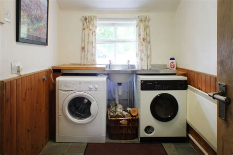 Utility Room ⋆ Milton Self Catering Holiday Cottage Aviemore