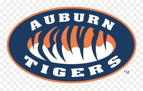 Auburn Tigers Basketball Logo Transparent