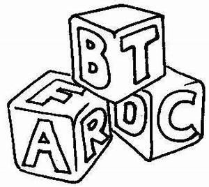 Alphabet Blocks Jpg | Free Images at Clker.com - vector ...