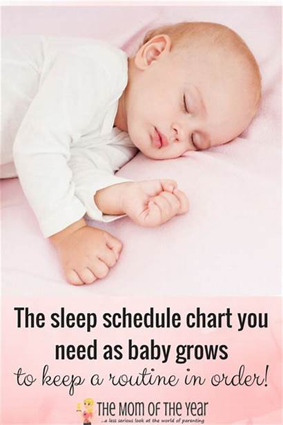 Babies Toddlers Sleep Schedule Bedtimes Routine Bedtime
