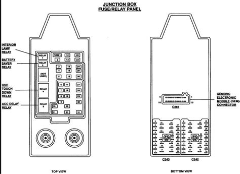 ford f fuse box diagram image wiring diagram similiar 1998 ford 150 fuse box keywords on 98 ford f150 fuse box diagram